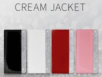 iPhone 8 / 7ケース 手帳型 DreamPlus Cream Jacket