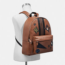 Coach(コーチ) CHARLES BACKPACK IN SMOOTH CALF LEATHER