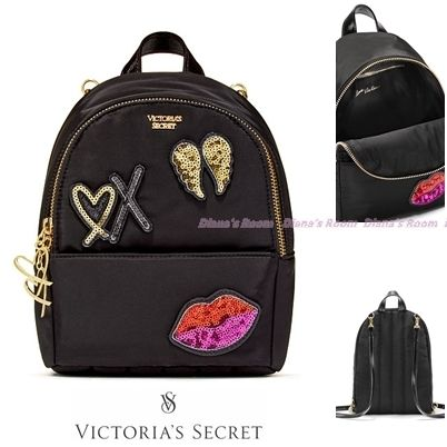 送料無料★VS ★アップリケ Runway Patch Mini City Backpack