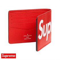 追跡有り!Supreme X LOUIS VUITTON WALLET
