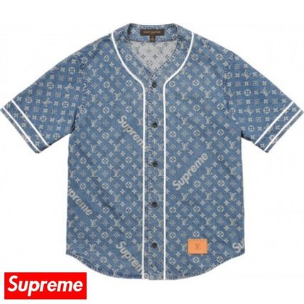 Supreme トップスその他 追跡あり!Supreme x LOUIS VUITTON JERSEY