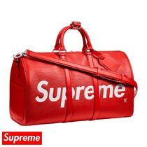 追跡有り!Supreme X LOUIS VUITTON DUFFEL BAG