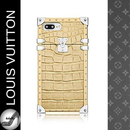 17AW【LOUIS VUITTON】アイ・トランク IPHONE7 PLUS【パリ直営】