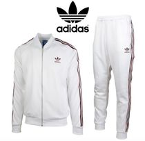 *adidas*ジャージ上下セット Superstar Track Top & Pants