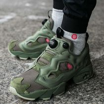 *REEBOK*INSTAPUMP FURY MTP Hunter Green BD1501