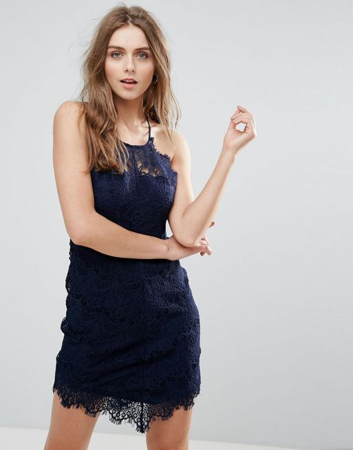 送料関税込 Free People She's Got It Lace Bodycon Dres ワンピ