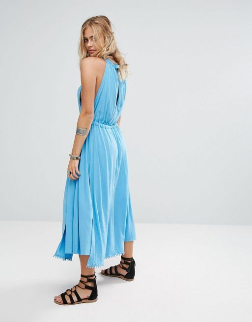 送料関税込 Free People Spring Love Midi Dress ワンピ