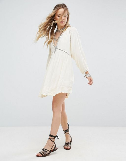 送料関税込 Free People Go Lightly Mini Dress ワンピ