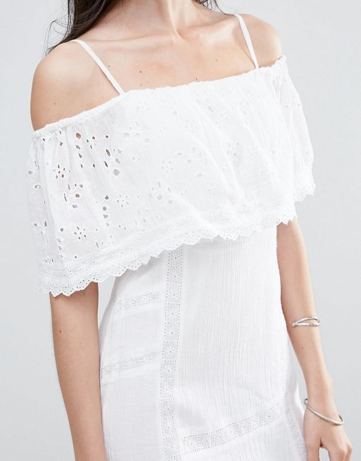 送料関税込 Free People Most Beautiful Off Shoulder Mi ワンピ