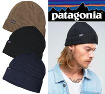 *Patagonia*ユニセックス ビーニー Fishermans Rolled Beanie