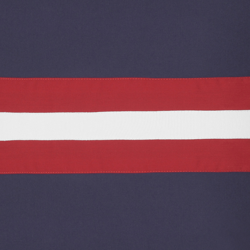 【Tommy Hilfiger】ラグジュアリー☆Colour Block Cushion40×40