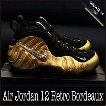★【NIKE】安心追跡 ナイキ Air Foamposite Pro Metallic Gold