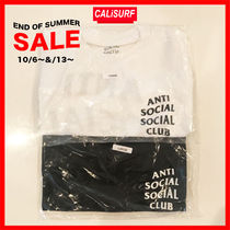 SALE★【選べるロゴT 白or黒 S〜XL】ANTI SOCIAL SOCIAL CLUB