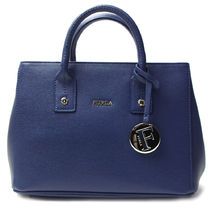 フルラ LINDA MINI TOTE 2WAY BHR7 889651 AVIO SCURO(fr156988)