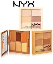 【NYX】Conceal Correct Contour Paletteコントアリングパレット