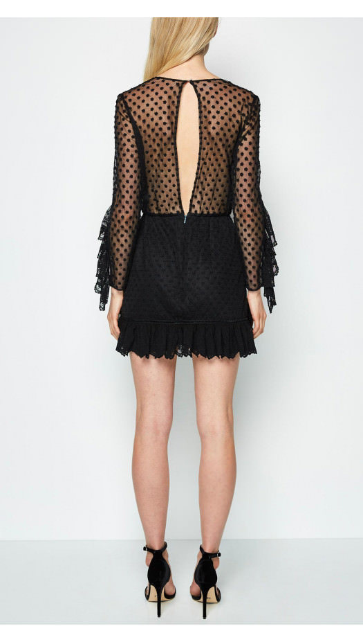 alice Mc CALL FOREVER YOUNG DRESS BLACK