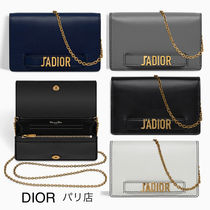 【Diorパリ店】17AWジャディオール チェーンwallet4色追跡付