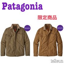 残りわずか☆Patagonia/限定!!Iron Forge Hemp Canvas Barn Coat