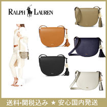 【送料関税込】Ralph Lauren☆Dryden Caley Mini Saddle Bag