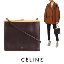 【17AW】CELINE/クラスプバッグ