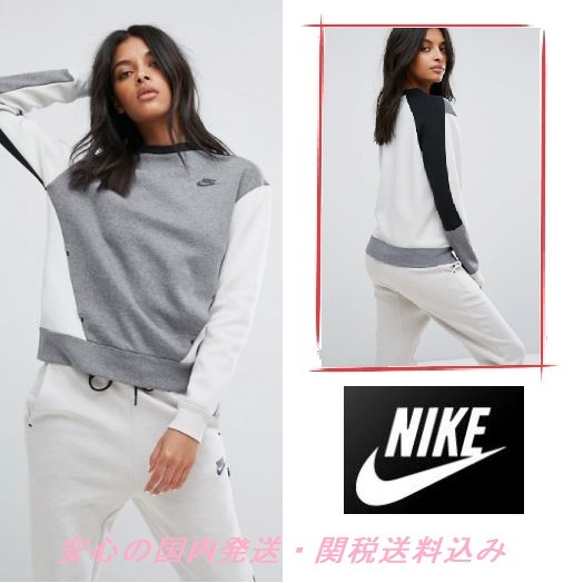 Nike Tech Fleece Sweatshirt♪