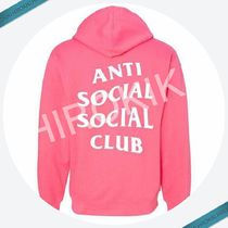 Anti Social Social Club You Go As I Come ASSC パーカー PINK