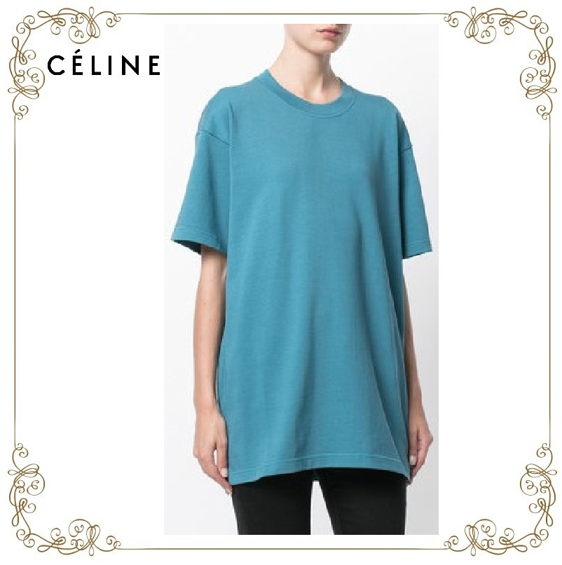 【17AW】大人気★CELINE★oversized T-shirt