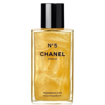 CHANEL N°5 GOLD FRAGMENTS Limited Edition