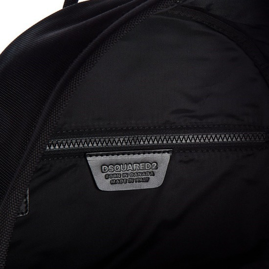 *DSQUARED2*ICON BACKPACK 【関税/送料込】