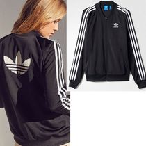 ADIDAS women's Originals☆SUPERGIRL TRACK TOP BK5931