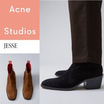 ACNE Jesse Suede Chelsea boots スウエードアンクルブーツ2色