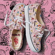 【関税込】VANS X PEANUTS スヌーピー AUTHENTIC DANCE PARTY