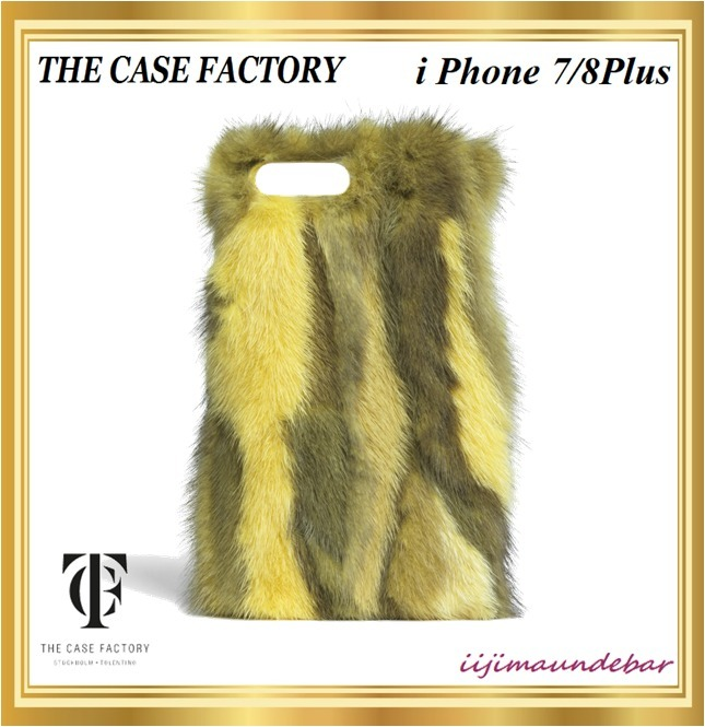 【国内発送】THE CASE FACTORY/iPhone7/8Plus【関税送料込】