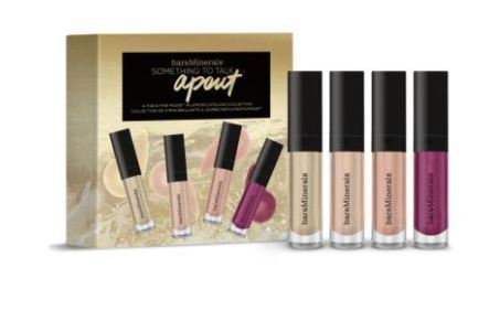 Bareminerals☆Something to Talk-A-Pout Collection