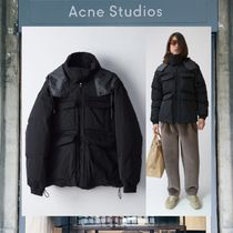 【17AW NEW】 Acne Studios_men /Minus  /ダウンコートBK&GY