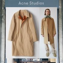 【17AW NEW】 Acne Studios_men /Monitor/レインコートBR