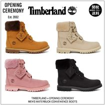 US限定 TIMBER LAND × OPENING CEREMONY 別注 イエローブーツ