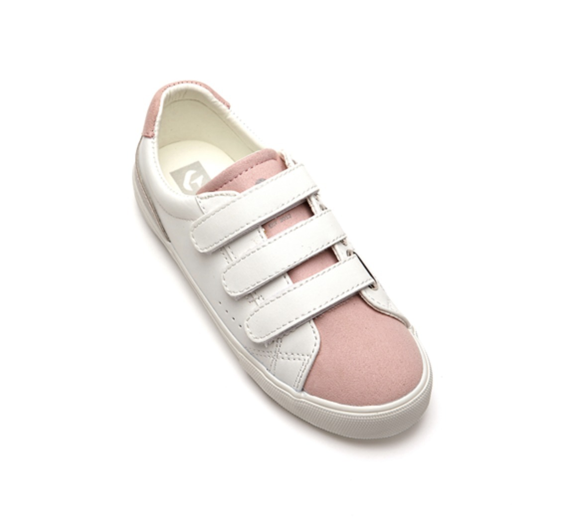 T.Answer Velcro Kids_Pink ピンク