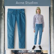 【17AW NEW】 Acne Studios_men /River/コーデュロイジーンズBL