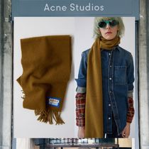 【17AW NEW】 Acne Studios_men /Holmes/マフラーOL
