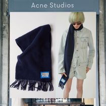 【17AW NEW】 Acne Studios_men /Holmes/マフラーNV