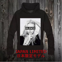 JAPAN LIMITED!!★NO COMMENT PARIS★ パーカーsilence 送関込