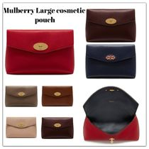 Mulberry Large Darley コスメティックポーチ7色
