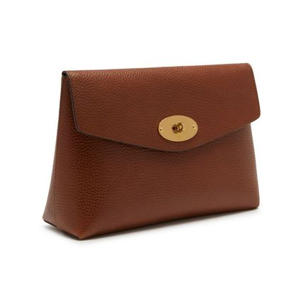 Mulberry メイクポーチ Mulberry Large Darley コスメティックポーチ7色(9)