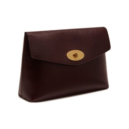Mulberry メイクポーチ Mulberry Large Darley コスメティックポーチ7色(16)