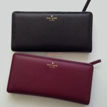 kate spade★完売品!大きめカード専用長財布★large stacy