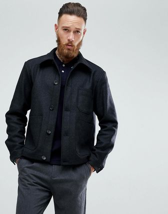 ダサい服から卒業 PS by Paul Smith Workwear Cashmere Mix