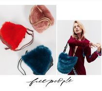 Free People ☆フェイクファートート・リュック☆新作バッグ