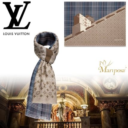 Louis Vuitton マフラー・ストール 17AW【新作】ルイヴィトン☆DANS LA VOITURE STOLE☆ストール