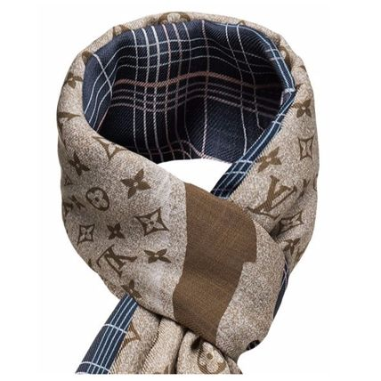 Louis Vuitton マフラー・ストール 17AW【新作】ルイヴィトン☆DANS LA VOITURE STOLE☆ストール(4)